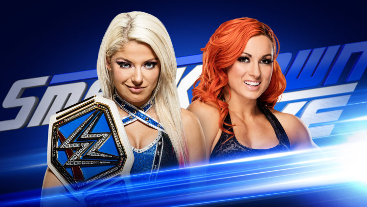 Historic Smackdown Women's Championship Match Announced