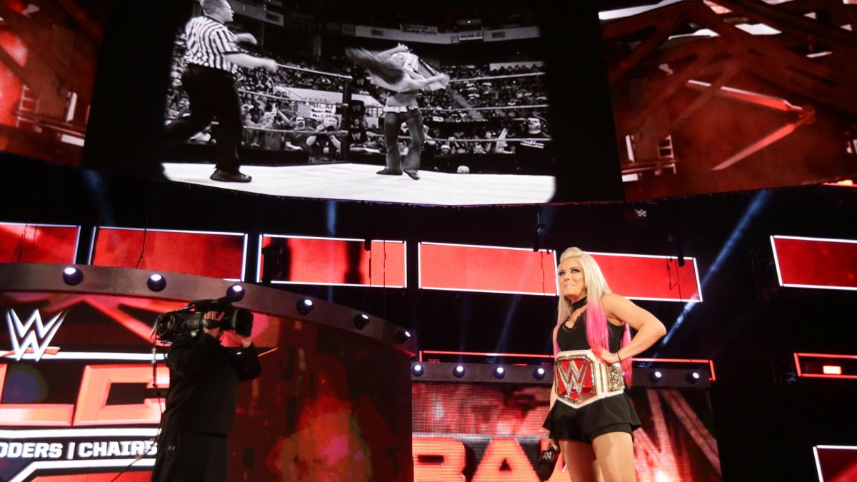 WWE Raw results, Oct. 9, 2017