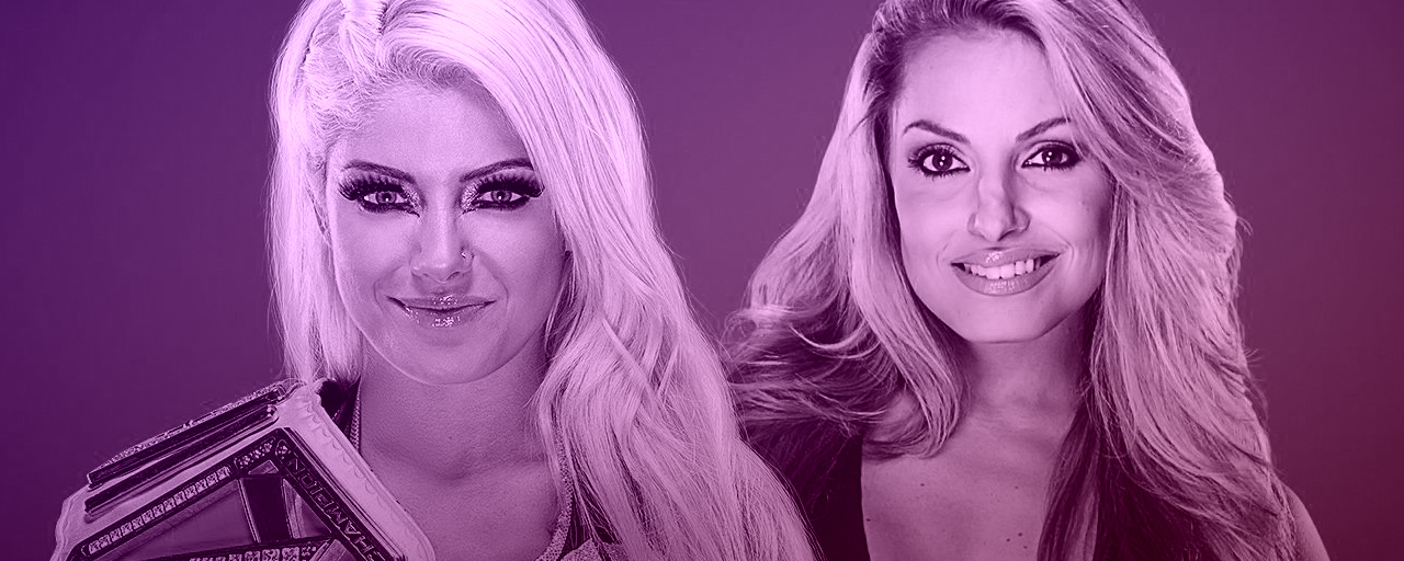 Trish Stratus returns to action to face Alexa Bliss at WWE Evolution
