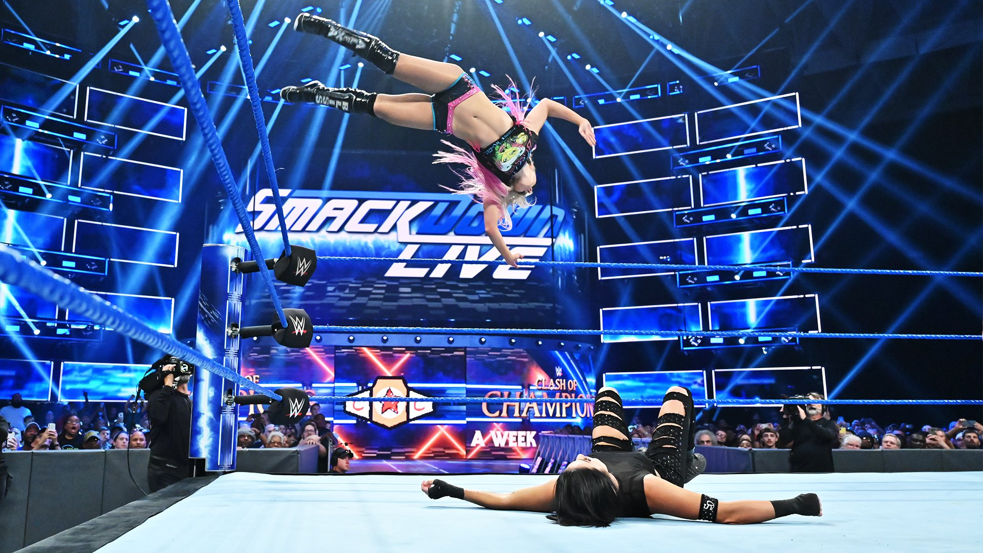 WWE Smackdown Live Results – September 3, 2019
