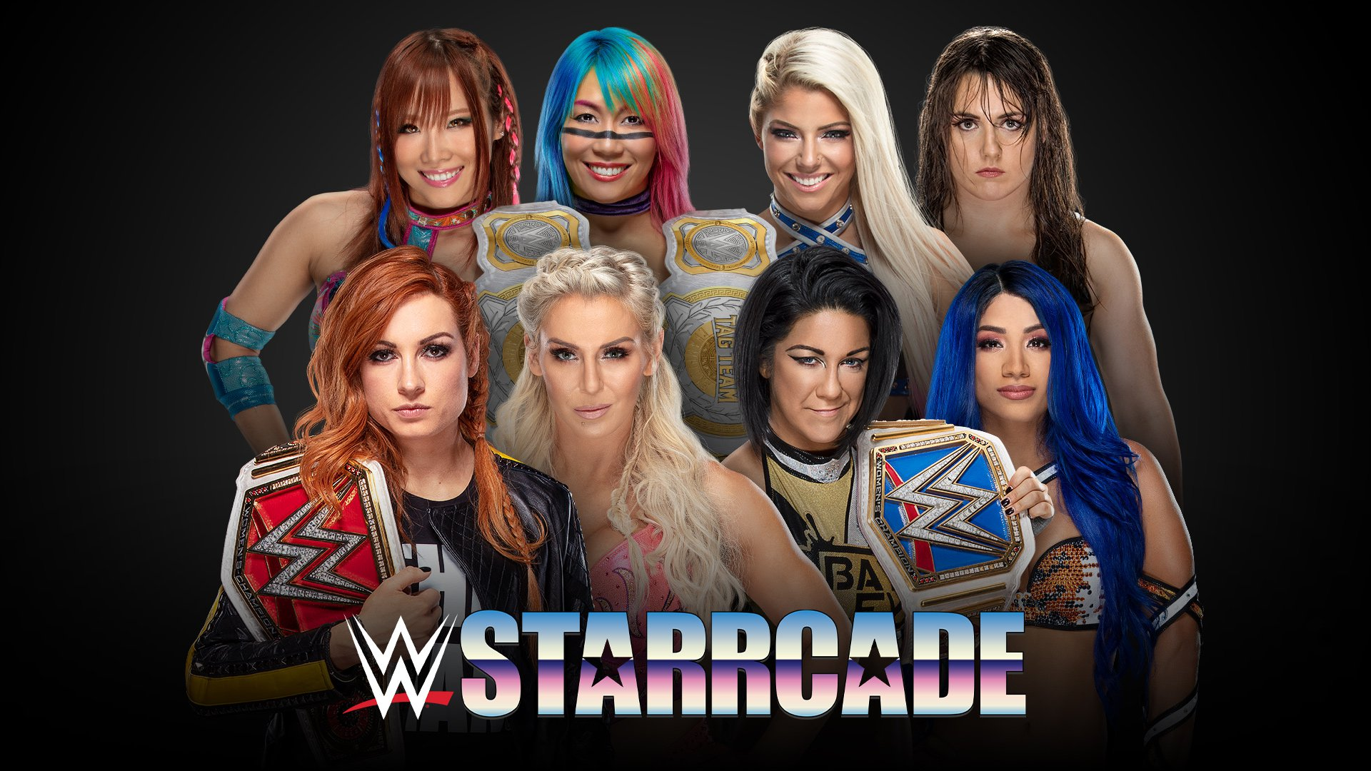 Huge matches announced for Sunday's WWE Starrcade this Sunday