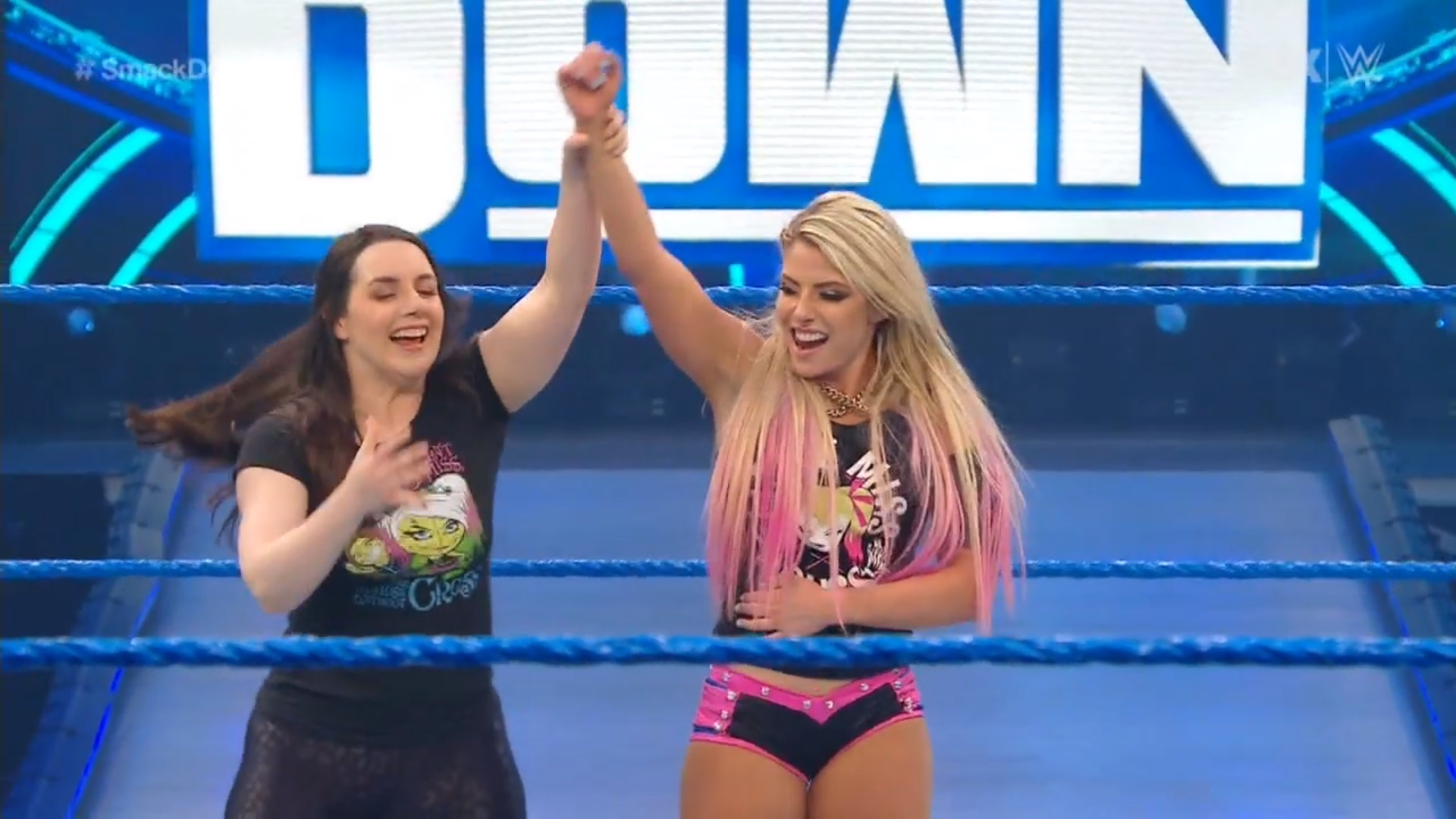 WWE Friday Night SmackDown Results – March 27, 2020